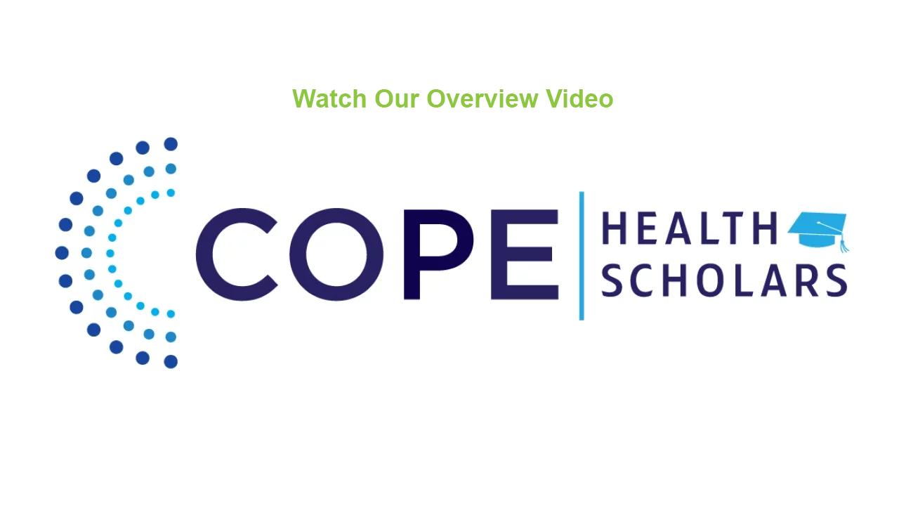 Home - COPE Health Scholars